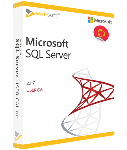 MICROSOFT SQL SERVER 2017 USER CAL