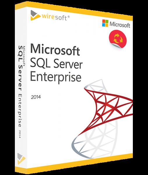 MICROSOFT SQL SERVER 2014 ENTERPRISE