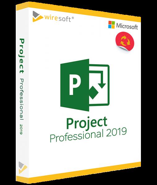MICROSOFT PROJECT 2019 PROFESSIONAL
