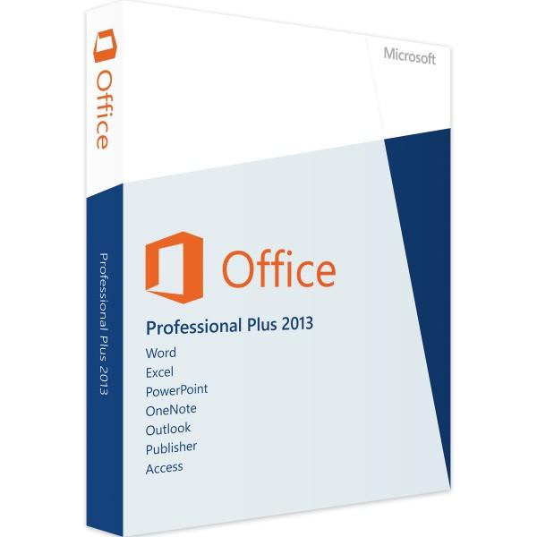MICROSOFT OFFICE 2013 PROFESSIONAL PLUS