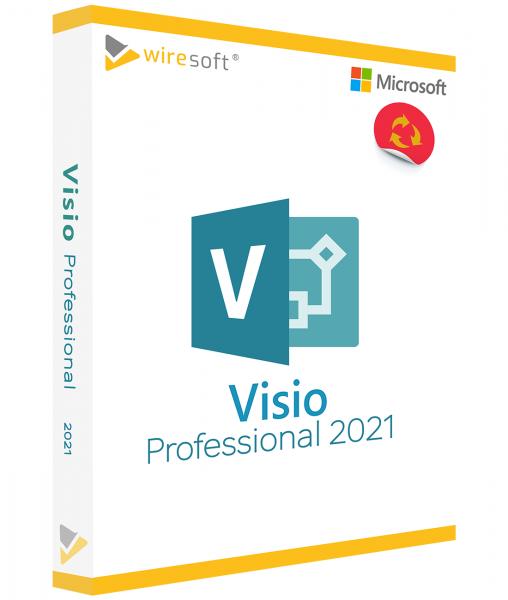 MICROSOFT VISIO 2021 PROFESSIONAL