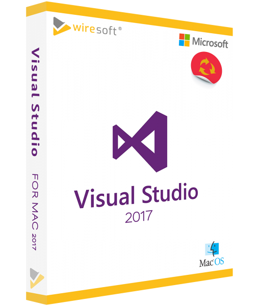 MICROSOFT VISUAL STUDIO 2017 PER MAC