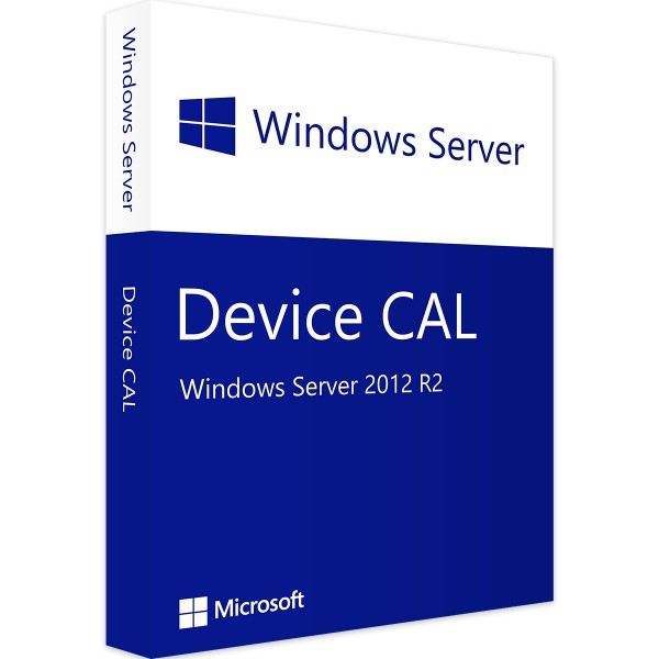 MICROSOFT WINDOWS SERVER 2012 DISPOSITIVO R2 CAL