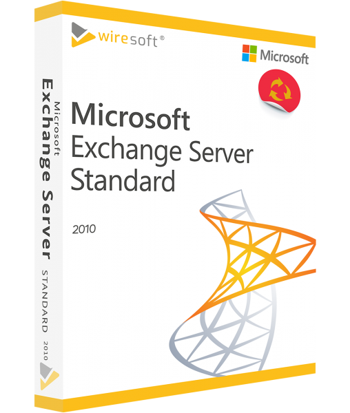 MICROSOFT EXCHANGE SERVER STANDARD 2010