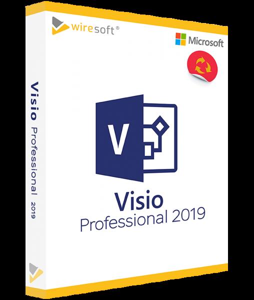 MICROSOFT VISIO 2019 PROFESSIONAL