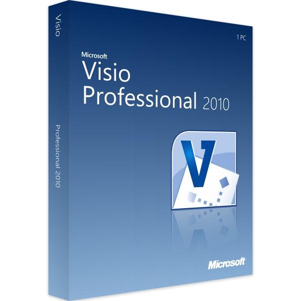 MICROSOFT VISIO 2010 PROFESSIONAL