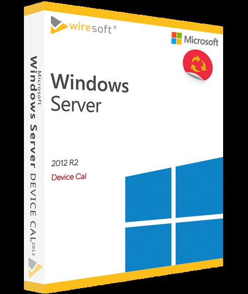 MICROSOFT WINDOWS SERVER 2012 R2 DEVICE CAL