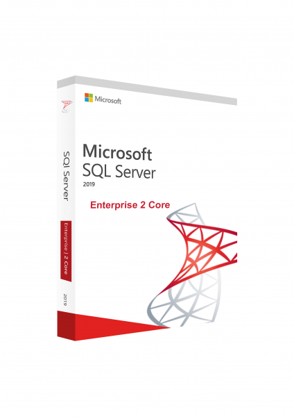 MICROSOFT SQL SERVER 2019 ENTERPRISE 2-CORE