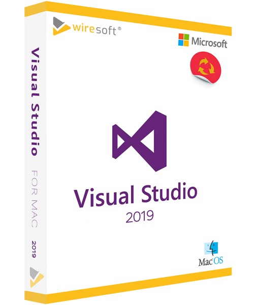 MICROSOFT VISUAL STUDIO 2019 PER MAC